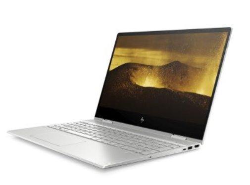 HP ENVY x360 15-dr0106nc, i5-8265U, 15.6 FHD/IPS/Touch, MX250/4GB, 16GB, SSD 1TB, noODD, W10, 2-2-2, Natural silver