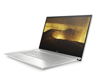 HP ENVY 17-ce0101nc, i5-8265U, 17.3 FHD/IPS, MX250/2GB, 8GB, SSD 256GB+1TB7k2, DVDRW, W10, 2-2-2, Natural silver