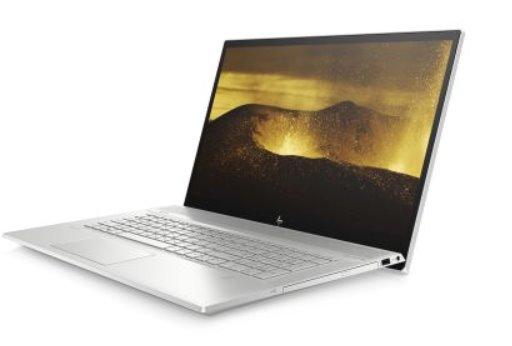 HP ENVY 17-ce0104nc, i7-8565U, 17.3 FHD/IPS, MX250/4GB, 16GB, SSD 256GB+1TB7k2, DVDRW, W10, 2-2-2, Natural silver