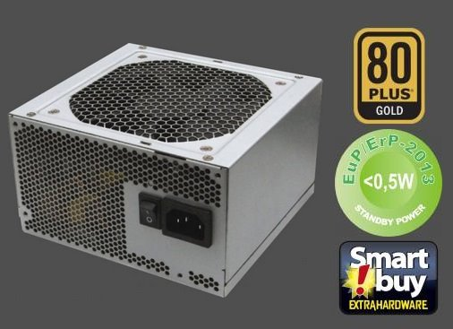 Zdroj 550W, SEASONIC SSP-550RT 80PLUS Gold B2