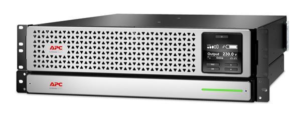 APC Smart-UPS SRT Li-Ion 1500VA RM 230V with network card
