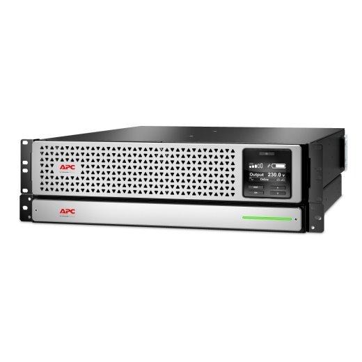 APC SMART-UPS SRT LI-ION 2200VA RM 230V with network card