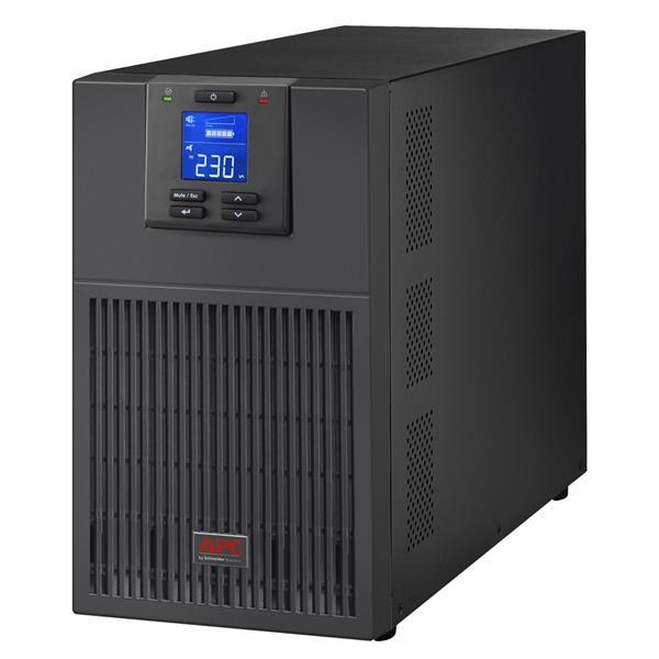 APC Easy UPS SRV 3000VA 230V, on-line technology