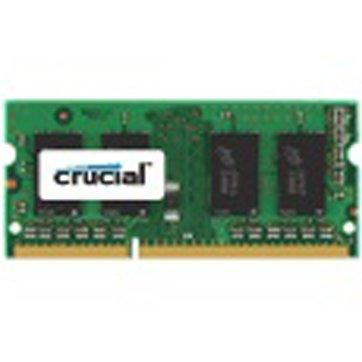 4GB DDR3L 1600 MT/s (PC3L-12800) CL11 Crucial SODIMM 204pin 1.35V/1.5V
