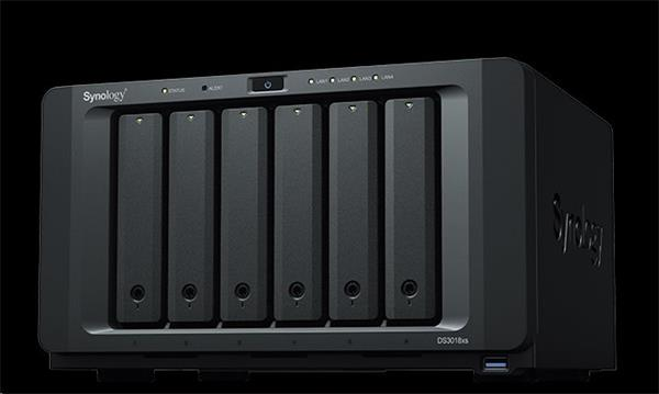 Synology™ DiskStation DS3018xs 6x HDD NAS , Citrix,vmware,Microsoft Hyper-V