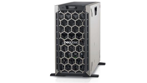 DELL PowerEdge T440 8x3.5/Silver 4208/1x16GB RAM/1x600GB HDD/Single PWR/2x1GbE/Basic 36M NBD