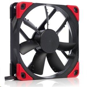 Noctua ventilátor NF-S12A PWM chromax.black.swap 120x120x25 mm