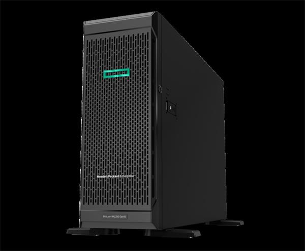 HP ProLiant ML350 G10 4210 1P 16G 8SFF P408i-a 1x800W FS RPS Base SFF Tower Server 3-3-3