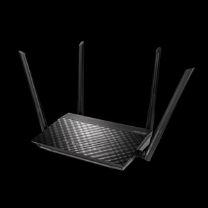 ASUS RT-AC57U V2, Wireless-AC1200 Dual-Band Gigabit Router802.11ac, 867 Mbps (5GHz)802.11n, 300 Mbps (2.4GHz)