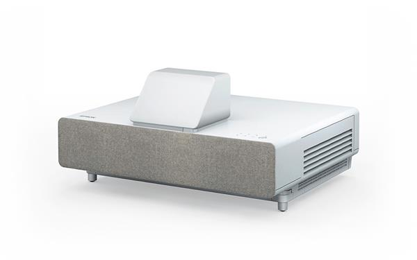 Epson projektor EH-LS500W, 3LCD, Laser, 4000ANSI, 2 500 000:1, 3D, 4K PRO-UHD, 3xHDMI - UST