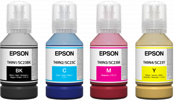 Epson atrament SC-T3100x Cyan ink container 140ml
