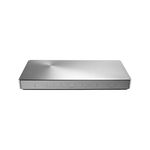 ASUS XG-U2008 2-Port 10G and 8-Port Gigabit Plug-n-Play Switch