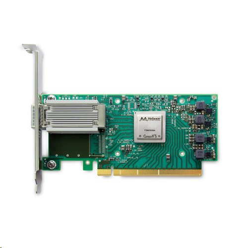 ConnectX®-5 Ex EN network interface card for OCP 3.0, with Multi-Host and host management, 100GbE Single-port QSFP28,P