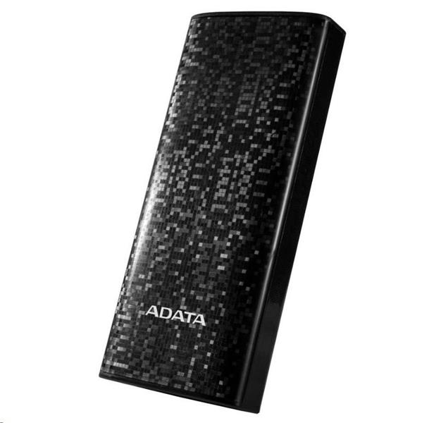 A-DATA Power Bank P10000, 10000mAh, čierny