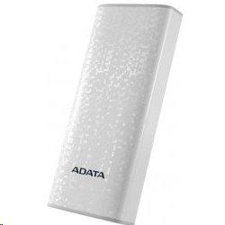 A-DATA Power Bank P10000, 10000mAh, biely
