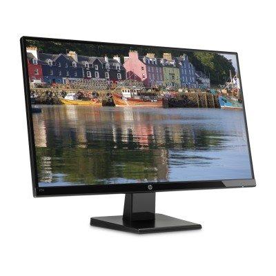 HP 27w, 27.0 IPS, 1920x1080, 1000:1, 5ms, 250cd, VGA/HDMI, 2y