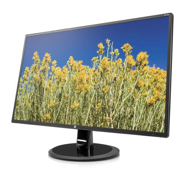 HP 27y, 27.0 ADS, 1920x1080, 1000:1, 5ms, 300cd, VGA/DVI/HDMI, 2y