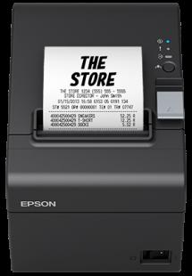 Epson TM-T20III USB + serial, cierna