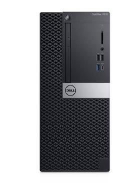Dell Optiplex 7070 MT/Core i7-9700/16GB/512GB SSD/Integrated/DVD RW/Kb/Mouse/W10Pro/vPro/3Y ProSpt