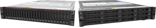 Lenovo Server SR550 Xeon Silver 4210 (10C 2.2GHz 13.75MB Cache/85W) 16GB (1x16GB, 2Rx8 RDIMM), No Backplane (3.5