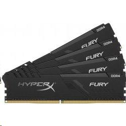 DDR 4.... 128GB . 3000MHz. CL16 HyperX FURY Black Kingston (4x32GB)