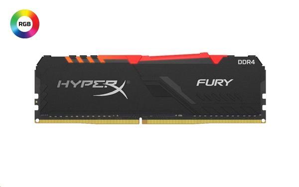 DDR 4.... 16GB . 3600MHz. CL17 HyperX FURY RGB Kingston