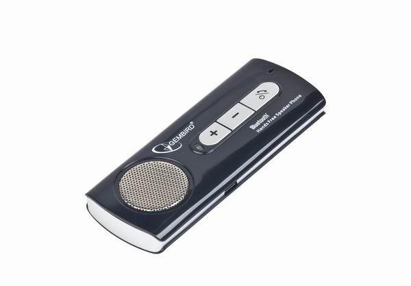 Gembird Bluetooth handsfree sada do auta v.2.1 + EDR, class II