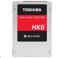 TOSHIBA SSD Datacenter (2.5in, 7MM, 960GB, SATA 6 Gb/s, TLC