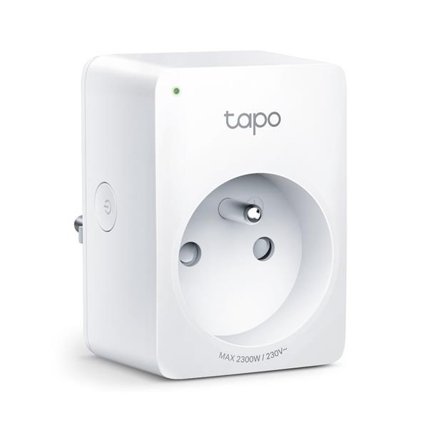 TP-LINK Tapo P100 Wi-Fi 2.4G(1T1R), BT Onboarding, Tapo APP, Alexa & Google assistant supported, 10A