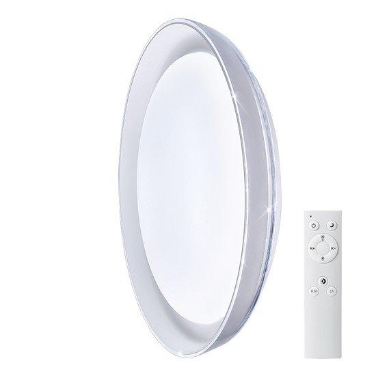 Solight LED stropné svetlo Sophia, 60W, 4200lm, stmievateľné, zmena chromatičnosti, diaľkové ovládanie