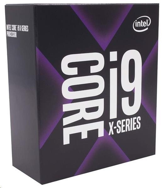 Intel® Core™i9-10940X processor, 3,3GHz,19.25MB,LGA2066, BOX,bez chladiča