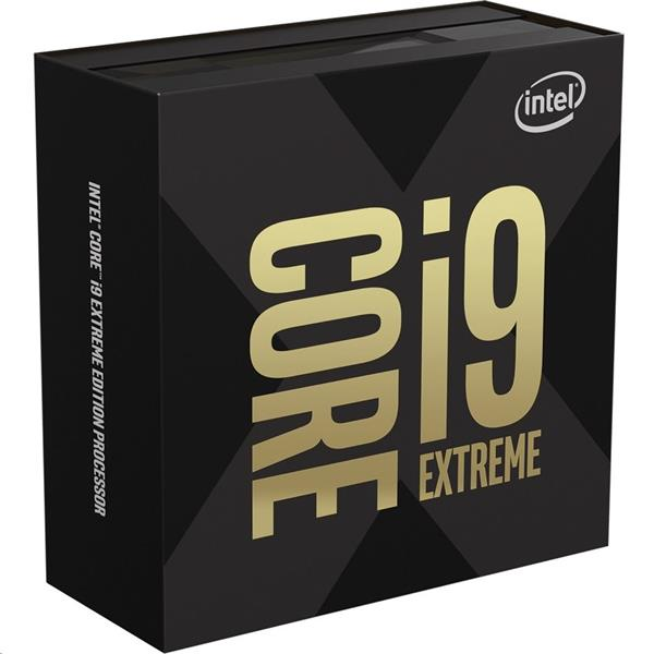 Intel® Core™i9-10980XE processor, 3,0GHz,24.75MB,LGA2066, BOX,bez chladiča
