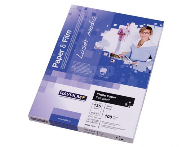 XEROX Foto papier A4 pre tlačiarne, 200gm - 1 balík po 100 listov