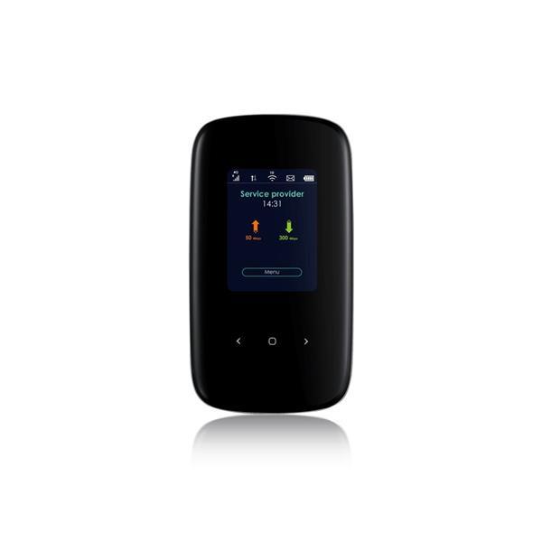ZyXEL LTE 2566 LTE-A Portable Router Cat6 802.11 AC WiFi