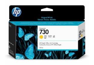HP 730 130-ml Yellow DesignJet Ink Cartridge
