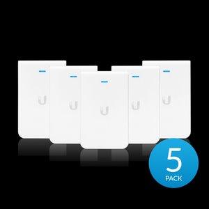 Ubiquiti Unifi Enterprise AP AC In-Wall Pro (450/1300Mbps) - 5 pack