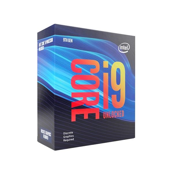 Intel® Core™i9-9900KF processor, 3,6GHz,16MB,LGA1151 BOX, bez chladiča