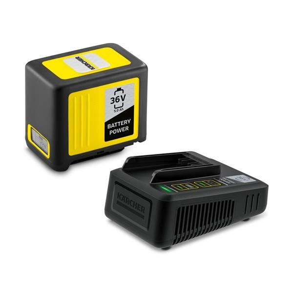 Kärcher Batéria 36V, 5,0Ah + Rýchlonabíjačka