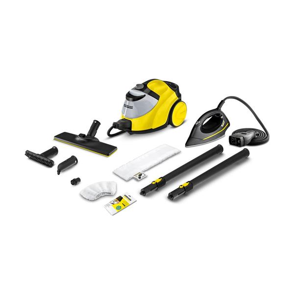 Kärcher Parný čistič SC 5 EasyFix Iron Kit (yellow)