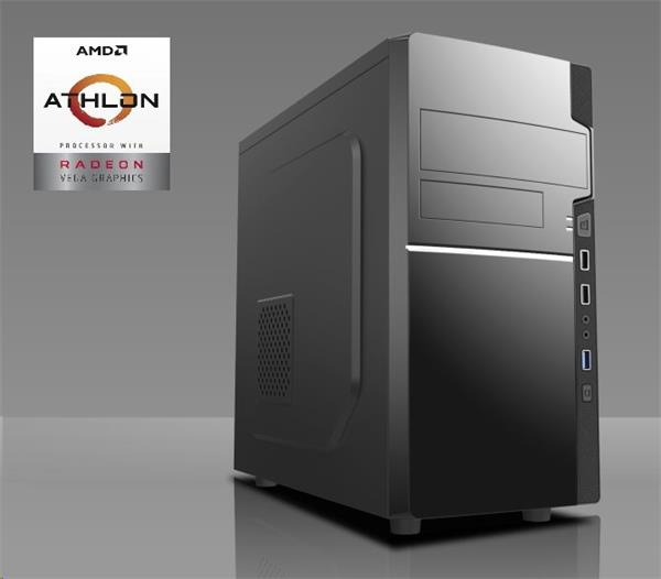 Prestigio Advanced 3000G (3,5G) Vega3 4GB 500GB SSD DVDRW MYS+KLV W10 64bit
