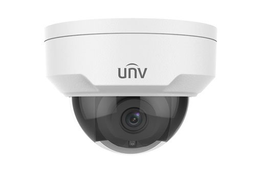 UNIVIEW IP kamera 1920x1080 (FullHD), až 25 sn/s, H.265, obj. 4,0 mm (82°), PoE, krytí IP67, audio IN/OUT, DI/DO,WDR Pro