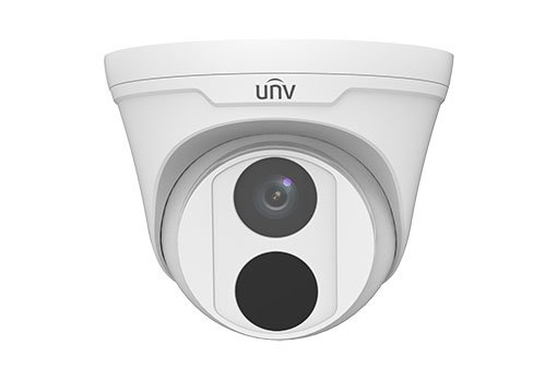 UNIVIEW IP kamera 1920x1080 (FullHD), až 25 sn/s, H.265, obj. 4,0 mm (86,5°), PoE, IR 30m , IR-cut, ROI, 3DNR