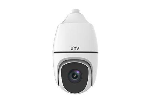 UNIVIEW IP kamera 2688x1520 (4 Mpix) až 60 sn/s, H.265, zoom 38x (58.5-2.1°), PoE++ 802.3bf, AC/DC24V DI/DO, audio, BNC
