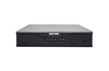 UNIVIEW NVR, 16 PoE (Max 200W) kanálů, H.265, 4x HDD, vstup 12 Mpix (max 160Mbps), prohlížeč 12 Mpix