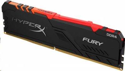 DDR 4.... 16GB . 3466MHz. CL16 HyperX FURY RGB Kingston