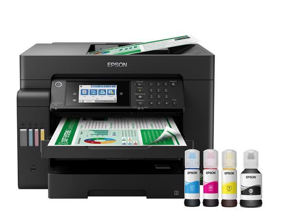 Epson L15150, A3+, color MFP, Fax, ADF, USB, LAN, WiFi, iPrint, duplex