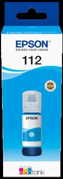 Epson atrament L151xx pigment cyan bottle 70ml