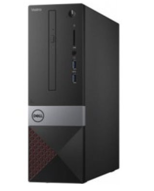 DELL Vostro3471/Core i5-9400/8GB/256GB SSD/Intel UHD 630/DVD RW/WLAN + BT/Kb/Mouse/W10Pro/3Y Basic Onsite