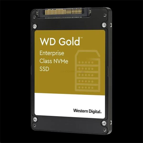 WD Gold 960 GB SSD U.2 PCIe Gen 3.1×4 NVMe ( r3000MB/s, w1100MB/s )