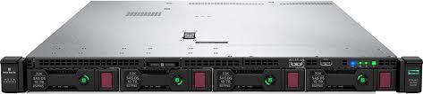 HP ProLiant DL360 G10 4208 2.1GHz 8-core 1P 16GB-R P408i-a NC 8SFF 500W PS Server